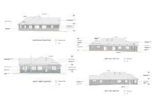 Blue Mountains Building Design - Portfolio Plan 1