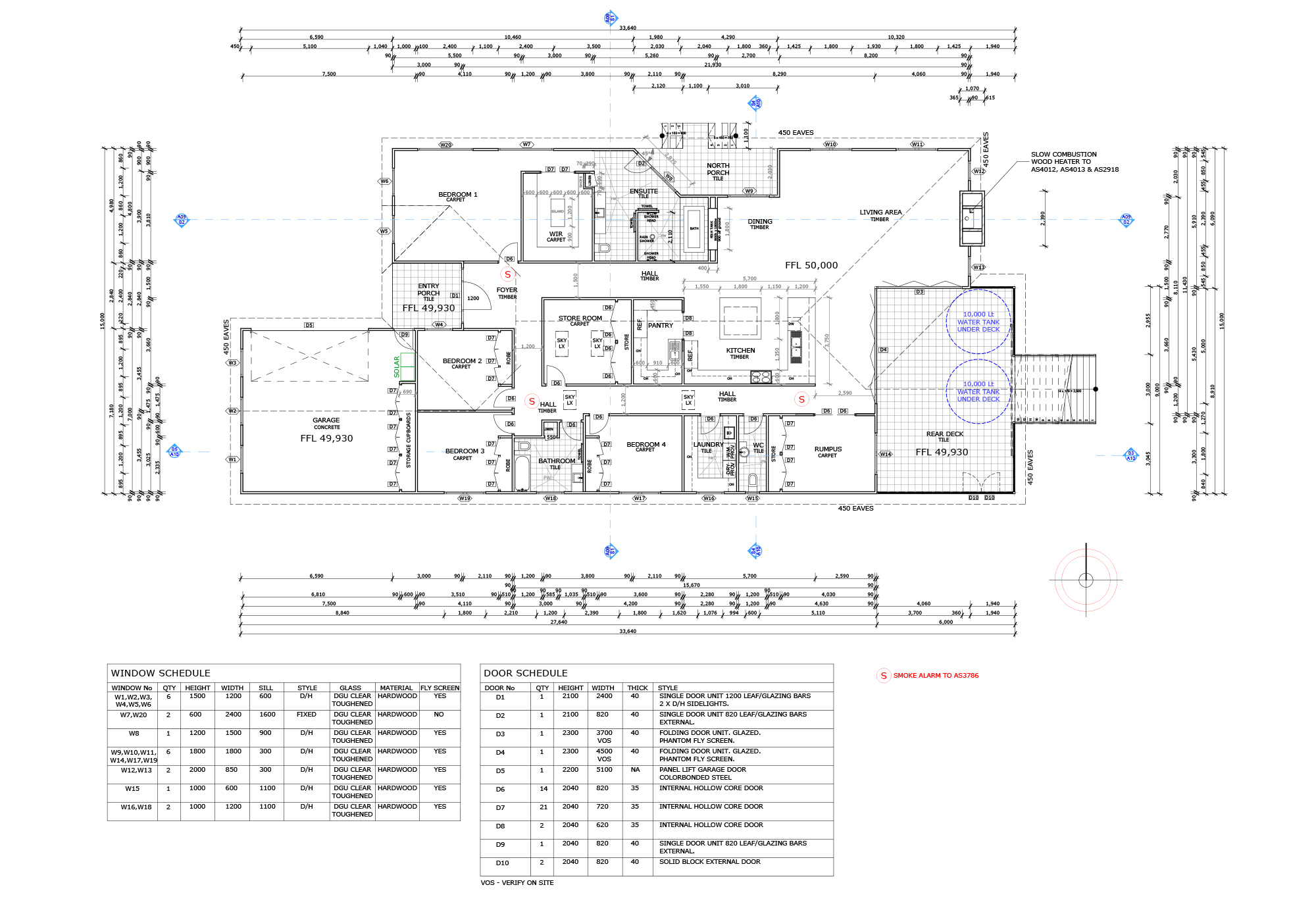 Blue Mountains Building Design - Portfolio Plan 14