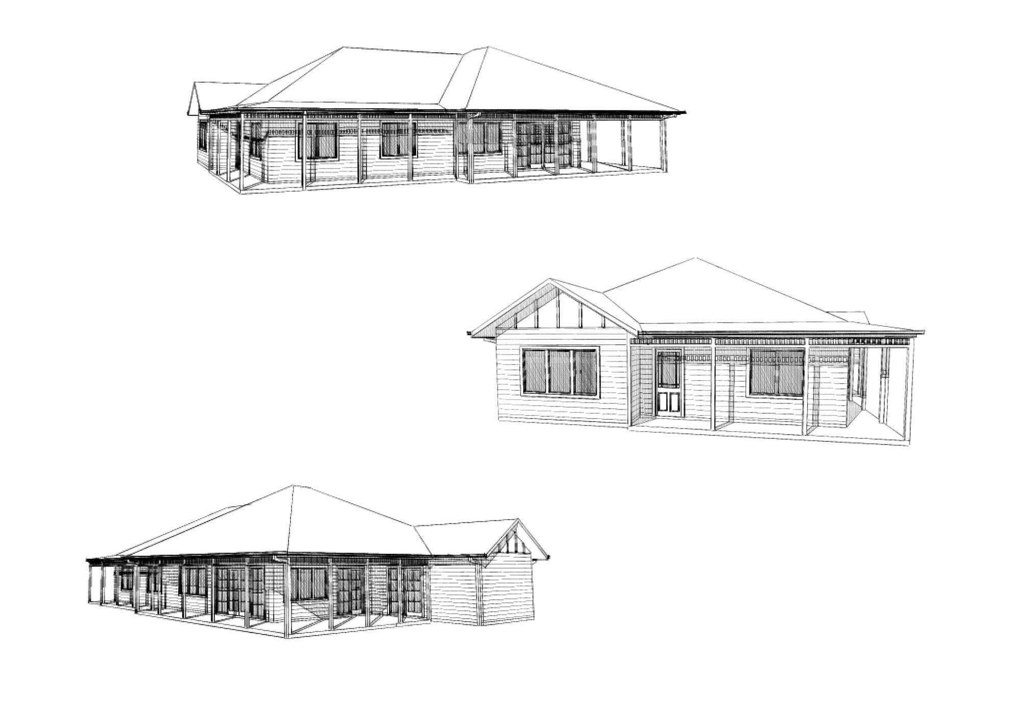 Blue Mountains Building Design - Portfolio Plan 15