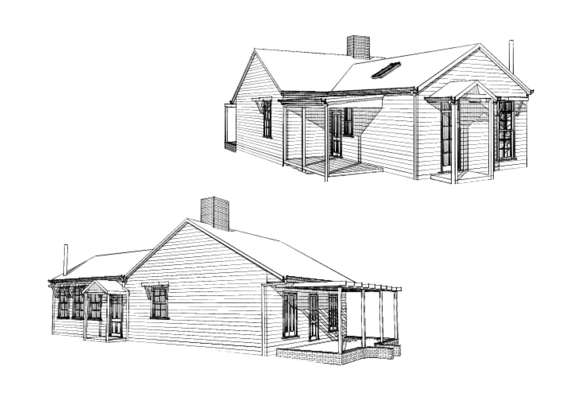 Blue Mountains Building Design - Portfolio Plan 16