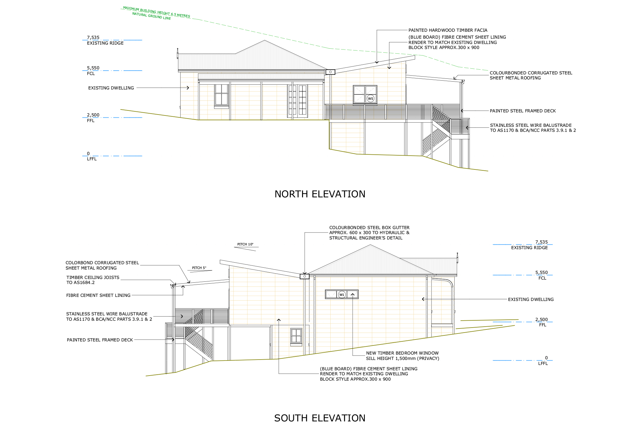 Blue Mountains Building Design - Portfolio Plan 17