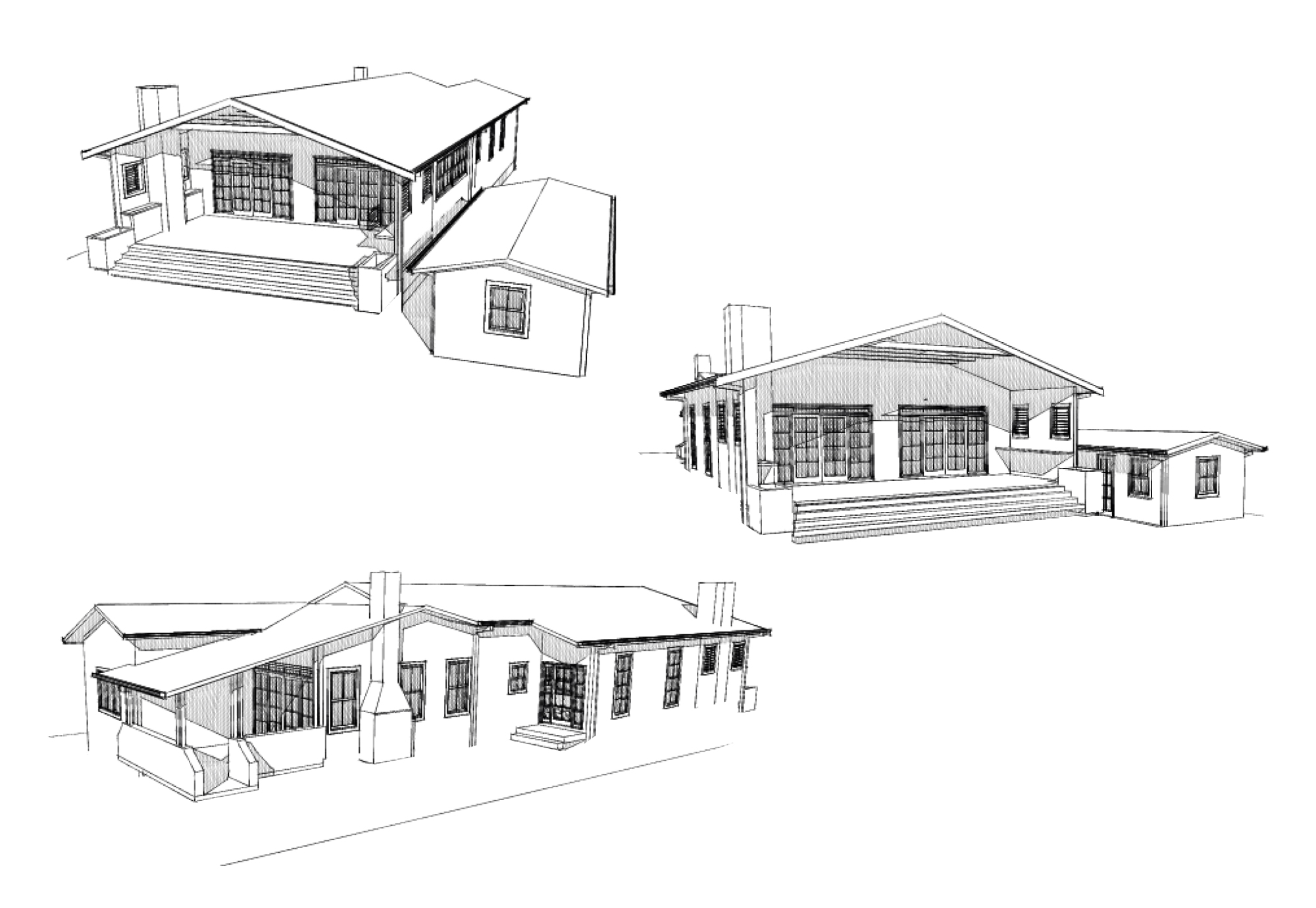 Blue Mountains Building Design - Portfolio Plan 20