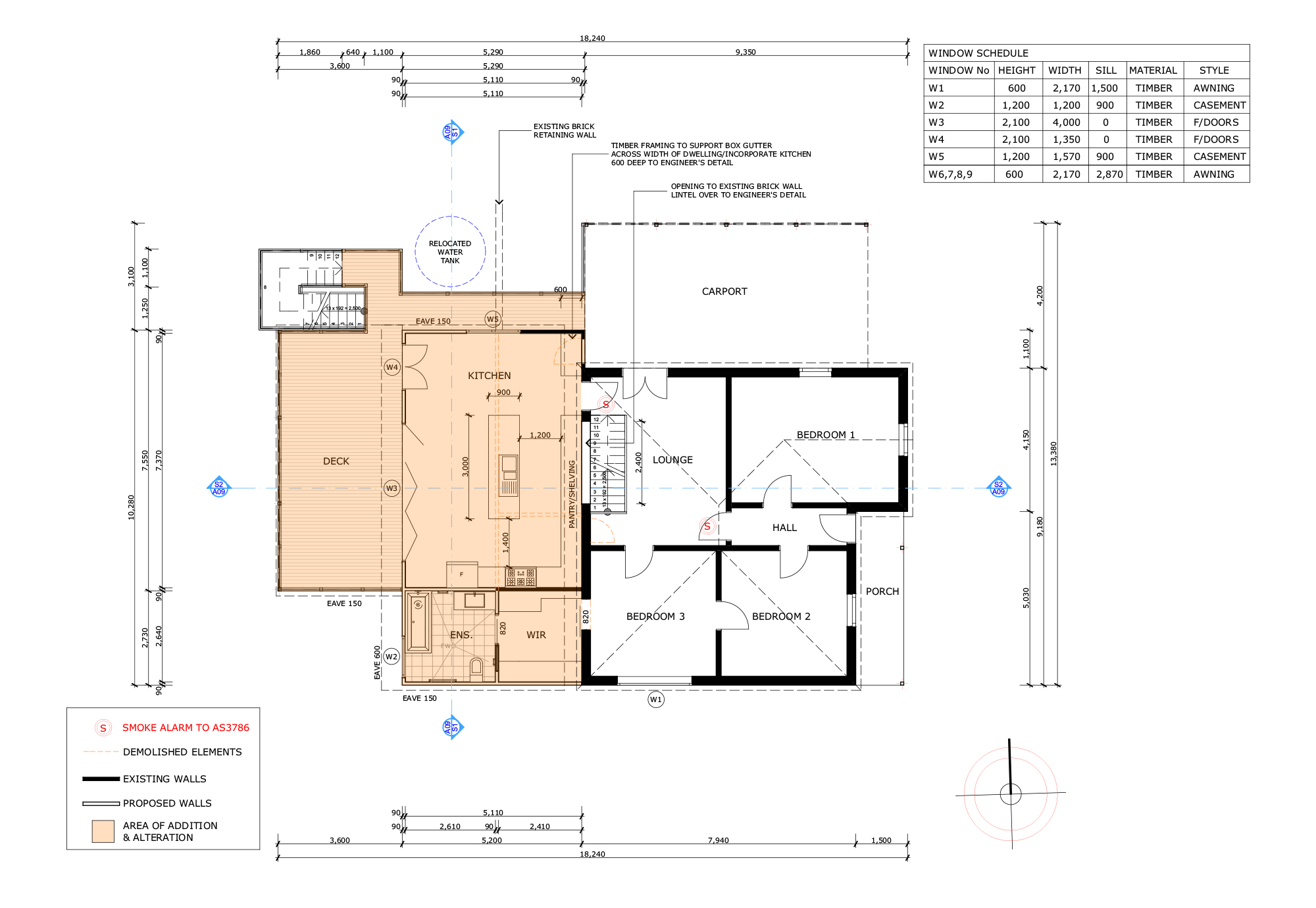 Blue Mountains Building Design - Portfolio Plan 21