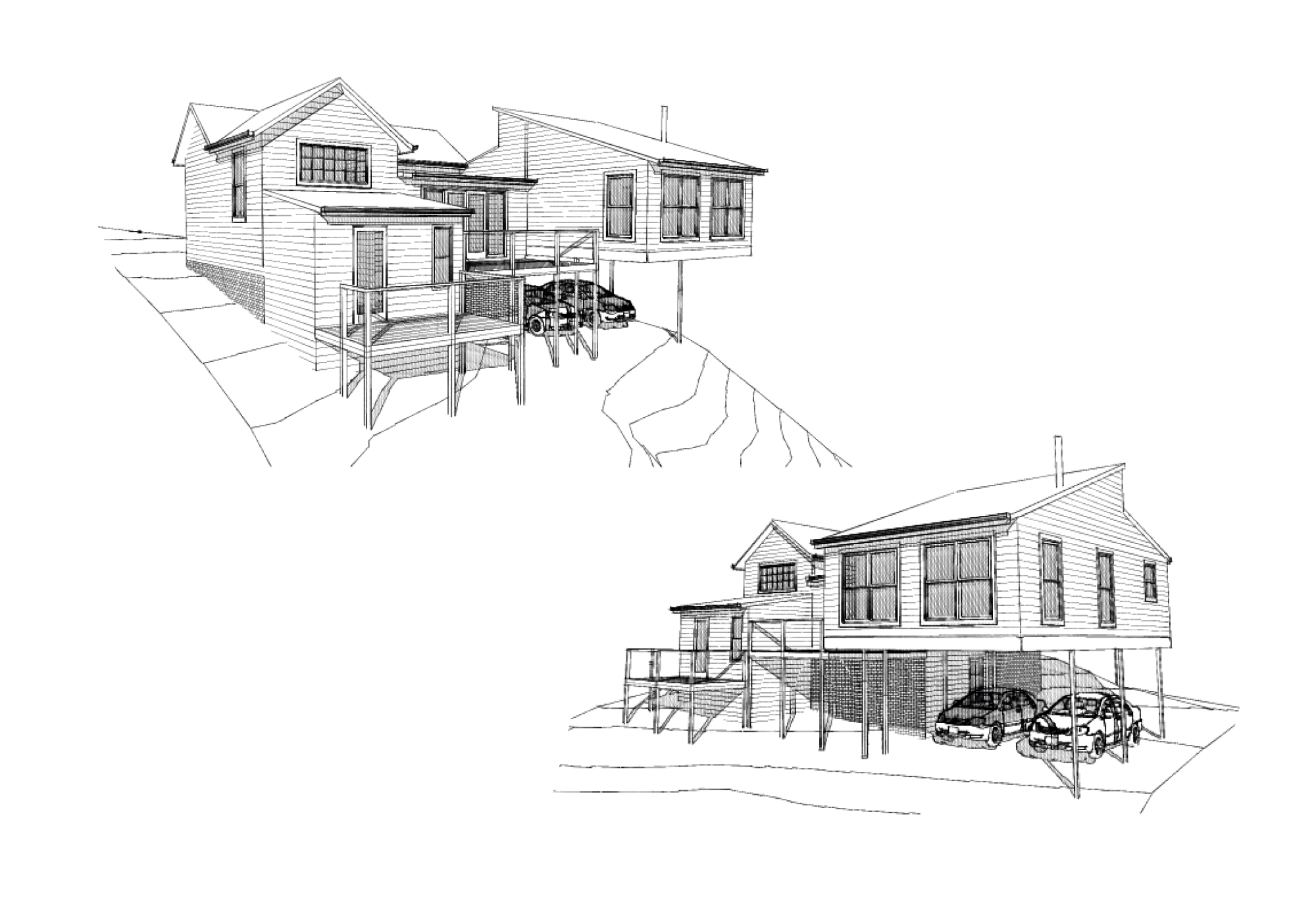 Blue Mountains Building Design - Portfolio Plan 23