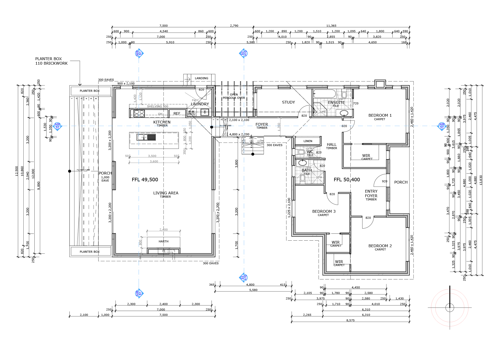 Blue Mountains Building Design - Portfolio Plan 26